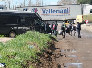 """Migranti,  """"Sgombero di Via Vannina segno che Roma è ormai incapace di accogliere"""""""