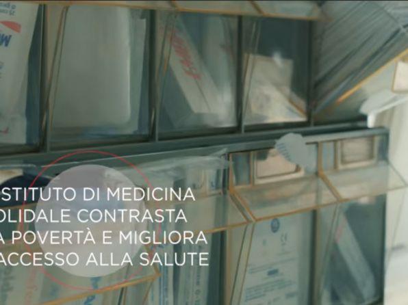 """Video """"Abbiamo cura di loro"""" del progetto """"Farmacie di Strada"""""""